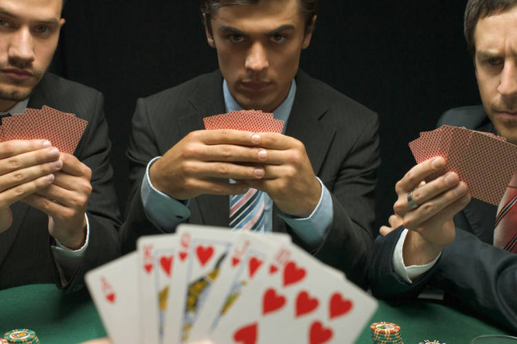 How to have a poker face
